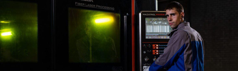 Laser snijden door Creative Production